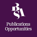 Publications opportunities image.