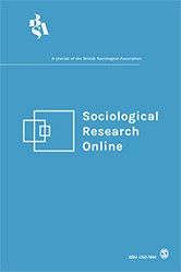 Sociological Research Online cover image