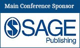 SAGE Publishing - main conference sponsors.
