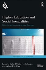 Higher Education and Social Inequalities cover.