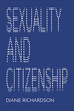 Sexuality and Citizenship book cover image.